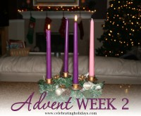 Advent Week 2 Scripture Reading, Music, and Candle ...