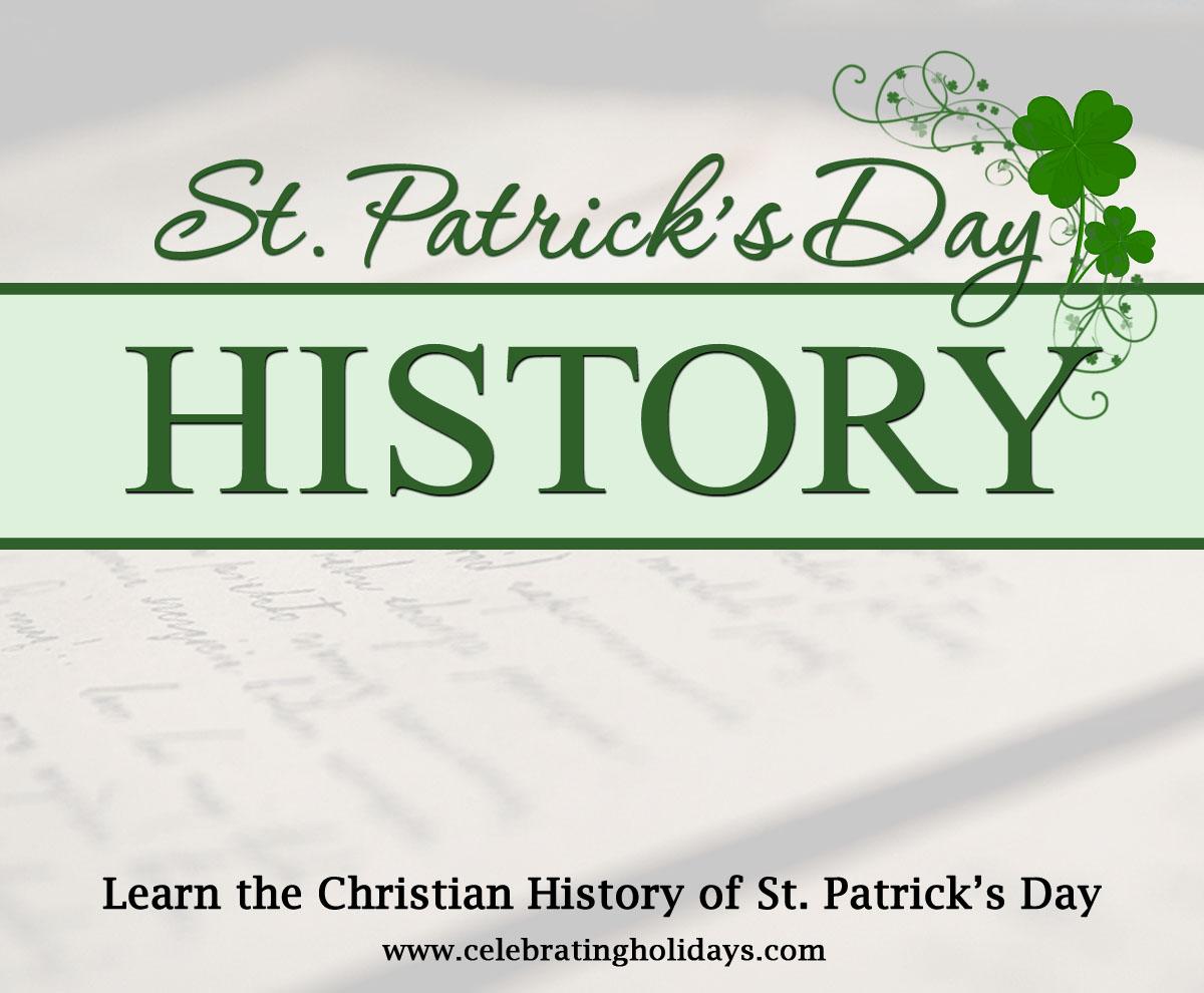 St Patrick S Day History