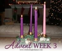 Advent Week 3 Scripture Reading, Music, and Candle ...