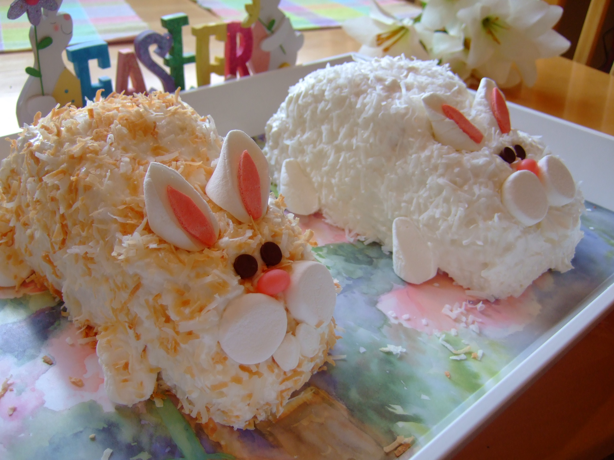 Easter Egg Cake Ideas
