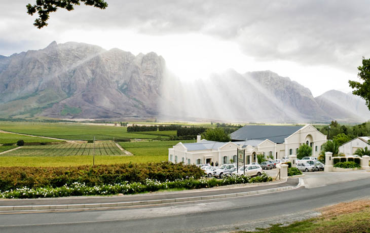 Opstal Estate Amp Restaurant Breede Valley Wedding Venue