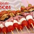 Party Food: Antipaso Kebabs