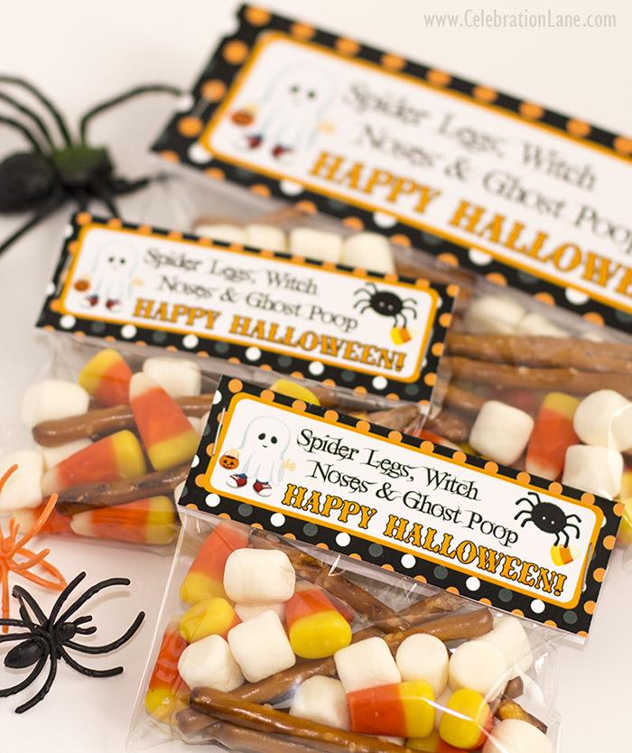 40+ Halloween Treat Bag Ideas Pics