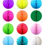 Honeycomb Tissue Balls New to Shop