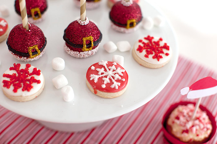 Santa Claus Christmas Party Ideas