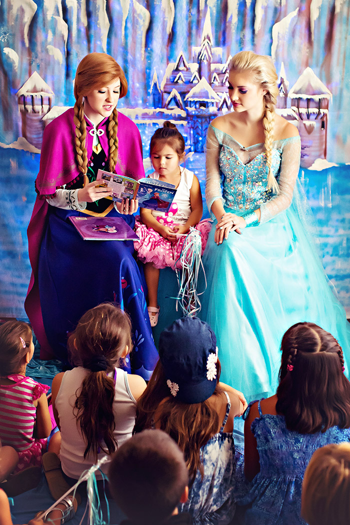 Frozen Birthday Party Activities