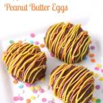Copycat Reese's Peanut Butter Eggs