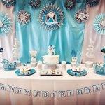 Frozen Birthday Party – Gabi's Worth Melting For