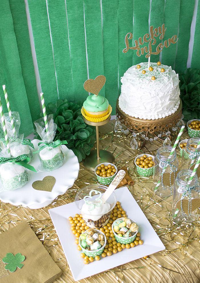 """St. Patrick's Day """"Lucky In Love"""" Party"""