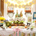 Peter Cottontail Baby Shower Ideas