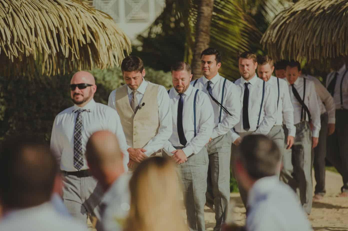 BEAUTIFUL BOHOCHIC GRAND CAYMAN BEACH WEDDING