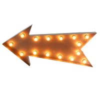 Sign - Lighted Arrow - Celebrations! Party Rentals