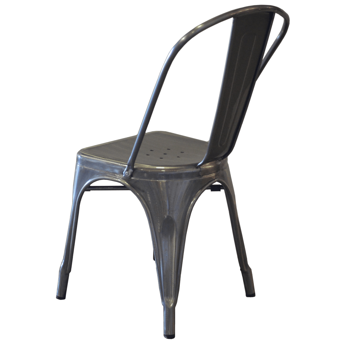 chair design back angle outdoor wooden rocking gunmetal dining chairs celebrations party rentals