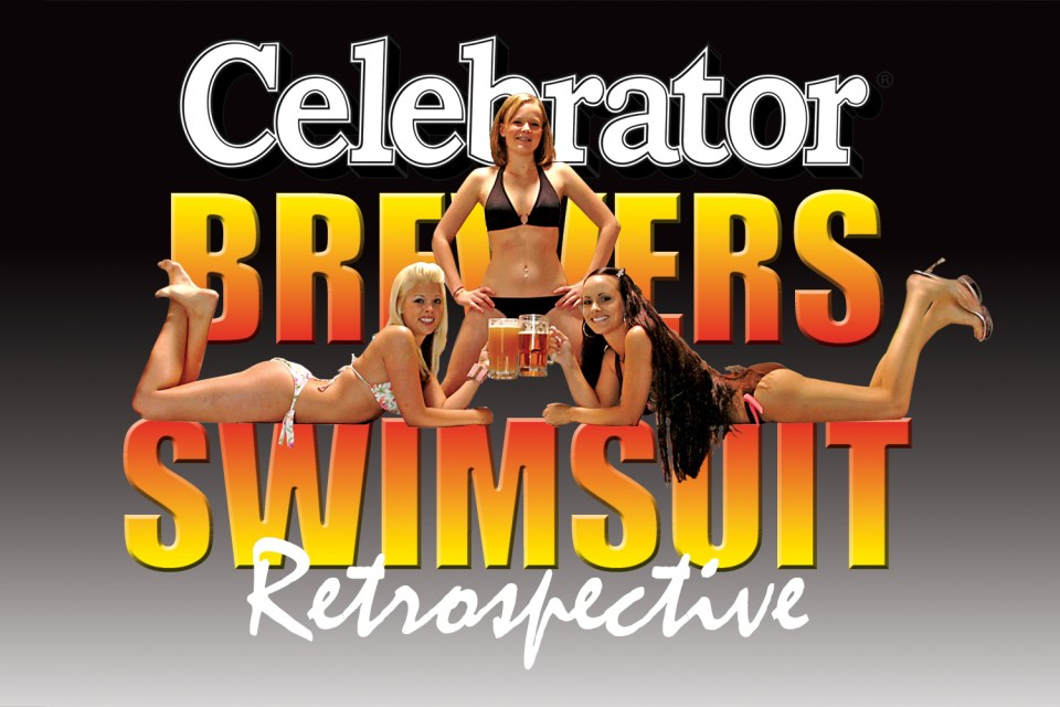 Celebrator Beer News's Brewers Swimsuit Retrospective 2018