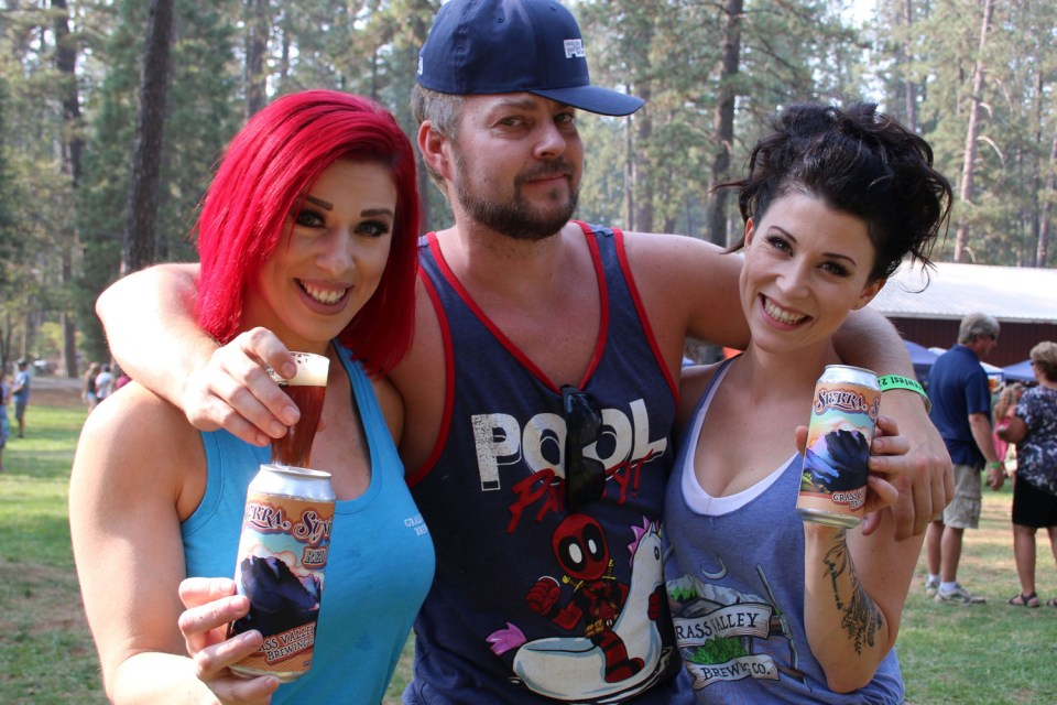 Sierra Brewfest 2018 a Success at the Nevada County Fairgrounds