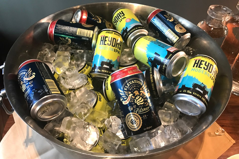 First Sip : Great American Beer Festival Eve 2018 – The Prelude