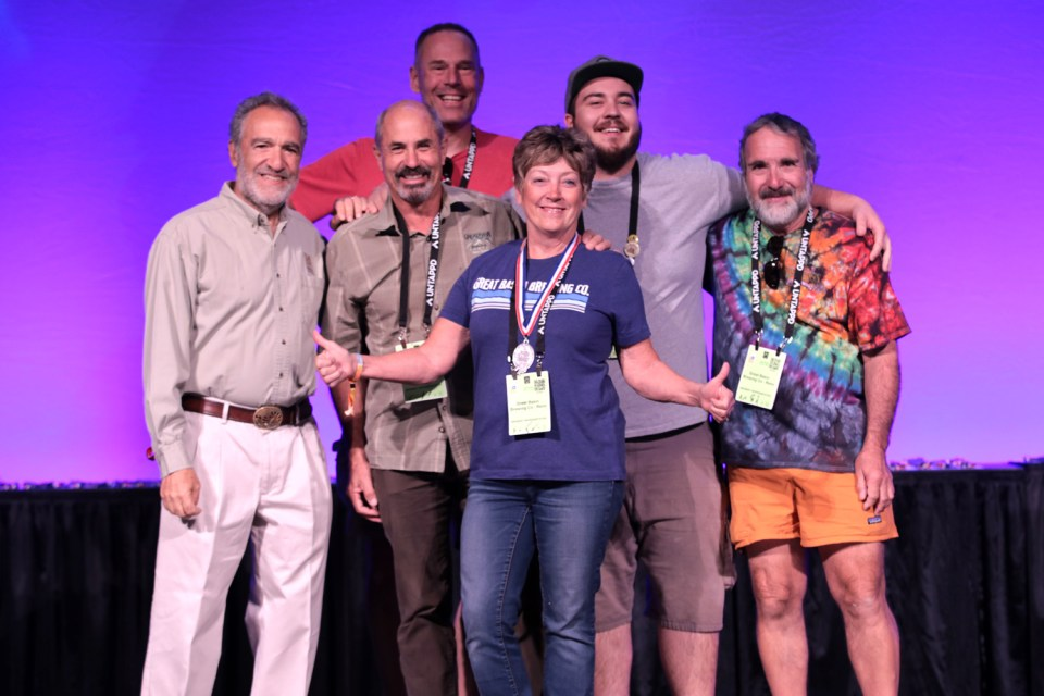 Nevada Beer Nuggets – Nevada Breweries Earn Four GABF Medals!