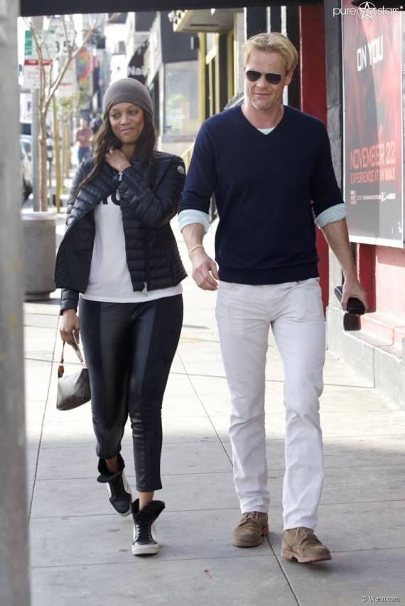 Tyra Banks Boyfriend Erik Asla