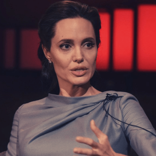 Angelina Jolie in Politics