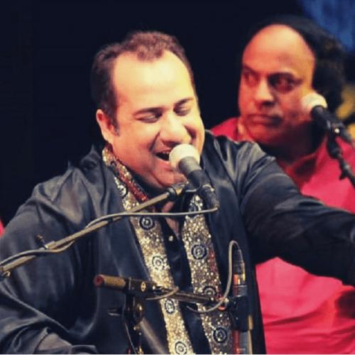 Pakistani Singer Rahat