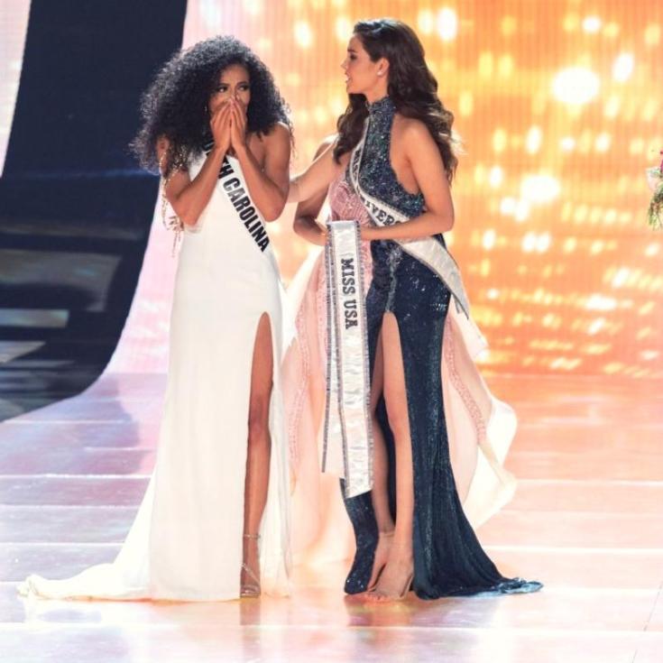 Miss USA Cheslie Kryst
