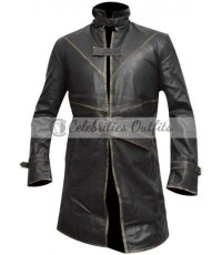 Watch Dogs Aiden Pearce Trench Gaming Cosplay Costume Coat