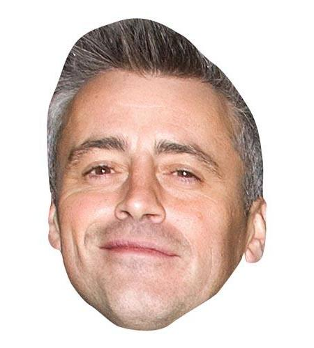 A Cardboard Celebrity Big Head of Matt Le Blanc
