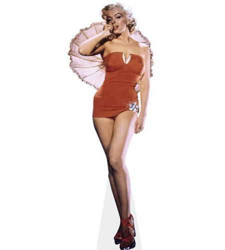 Marilyn Monroe Cardboard Cutout