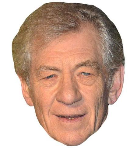Ian McKellen Celebrity Big Head