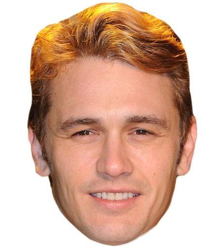 James Franco Celebrity Big Head
