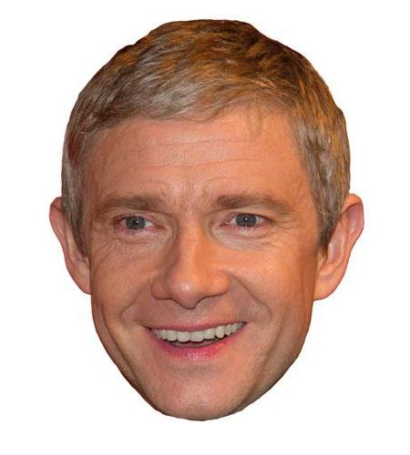 A Cardboard Celebrity Martin Freeman Celebrity Big Head