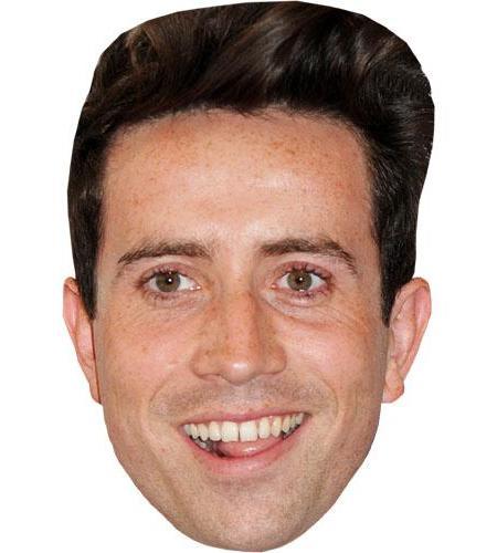 Nick Grimshaw Celebrity Big Head