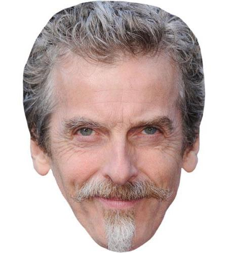 Peter Capaldi Celebrity Big Head