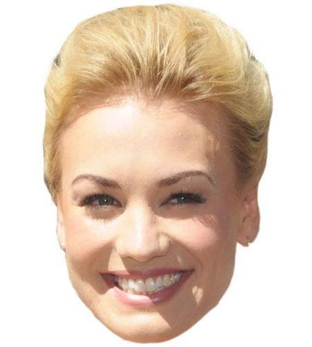 Yvonne Strahovski Celebrity Big Head