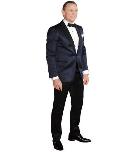 Daniel Craig Dinner Suit Cardboard Cutout