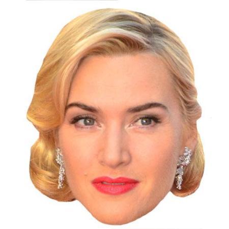 A Cardboard Celebrity Kate Winslet Big Head
