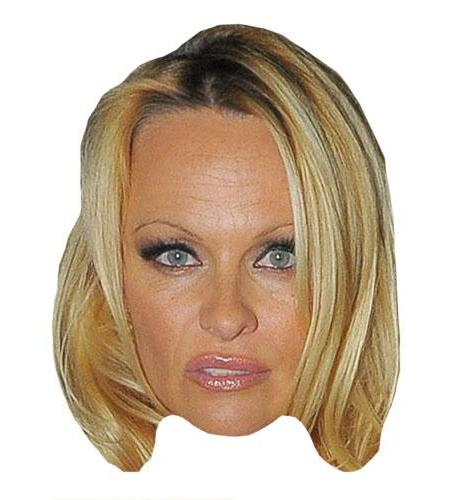 Pamela Anderson Celebrity Big Head