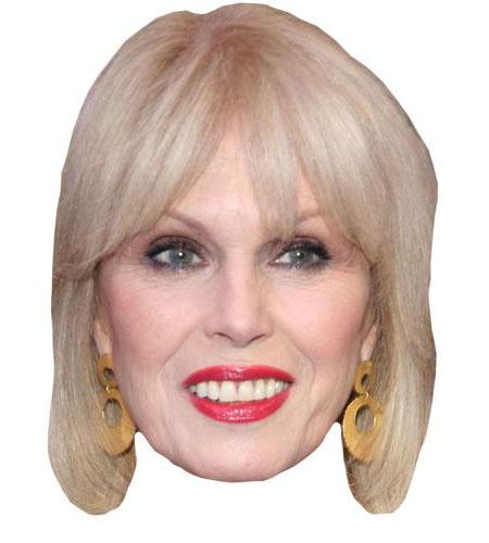 Joanna Lumley Celebrity Big Head