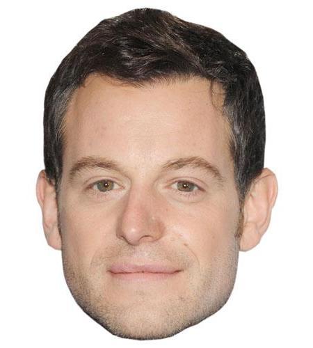 A Cardboard Celebrity Matt Baker Big Head