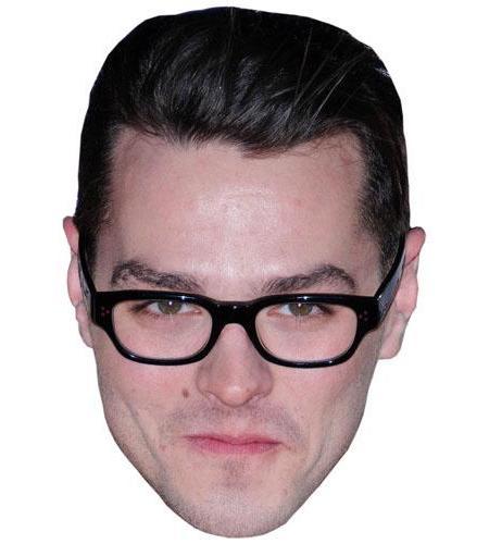 A Cardboard Celebrity Matt Willis Big Head