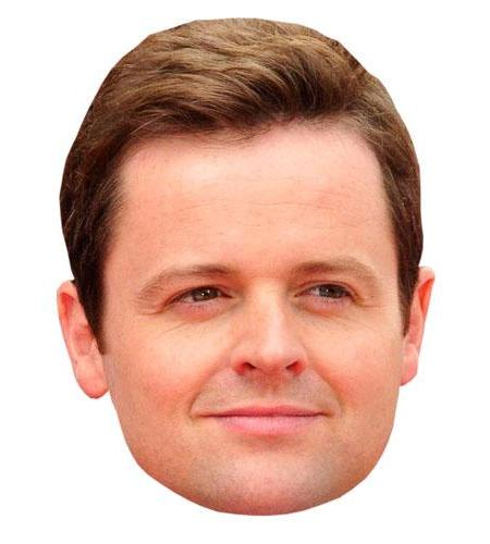 A Cardboard Celebrity Declan Donnelly Big Head