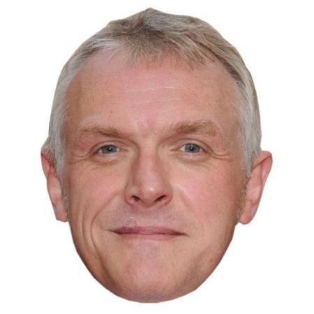 A Cardboard Celebrity Greg Davis Big Head