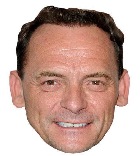 A Cardboard Celebrity Perry Fenwick Big Head