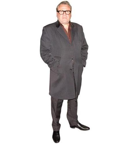 Cardboard Cutout of Ray Winstone - Lifesize Celebrity Cutouts