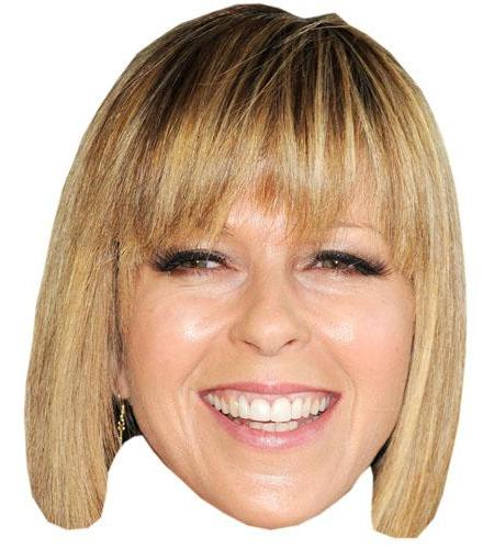 Kate Garraway Cardboard Celebrity Big Head