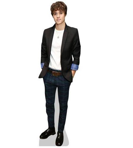 Brad Simpson Lifesized Cardboard Cutout