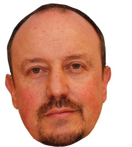 Rafael Benitez Big Head