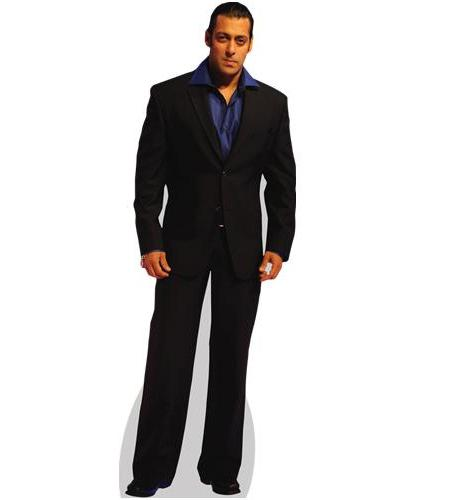 Salman Khan Cardboard Cutout