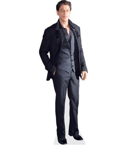 Shah Rukh Khan (Shirt) Cardboard Cutout