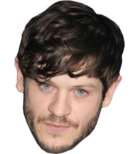 A Cardboard Celebrity Big Head of Iwan Rheon